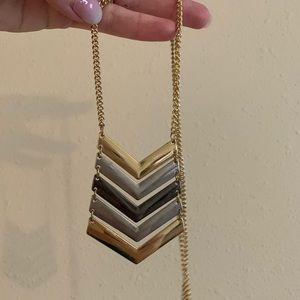 Jewelry - Express necklace - long and super cute!
